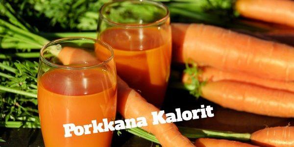 Porkkana Kalorit